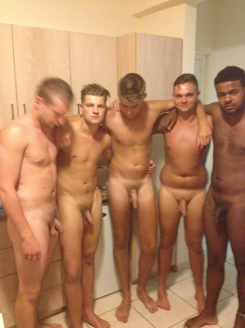 Straight Male Friends Naked