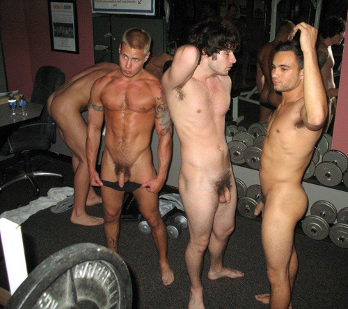 Picture naked straight guys