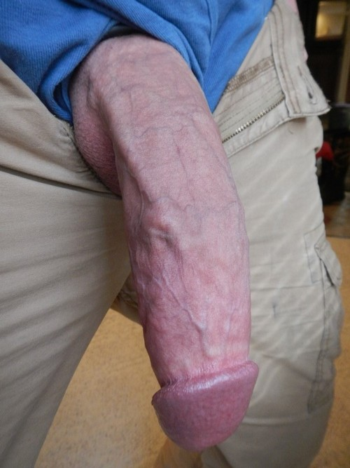 Thick White Dick 72