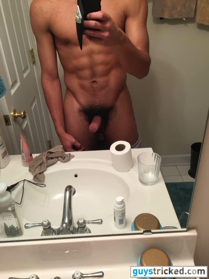 Amature naked guy i phone pic — 13