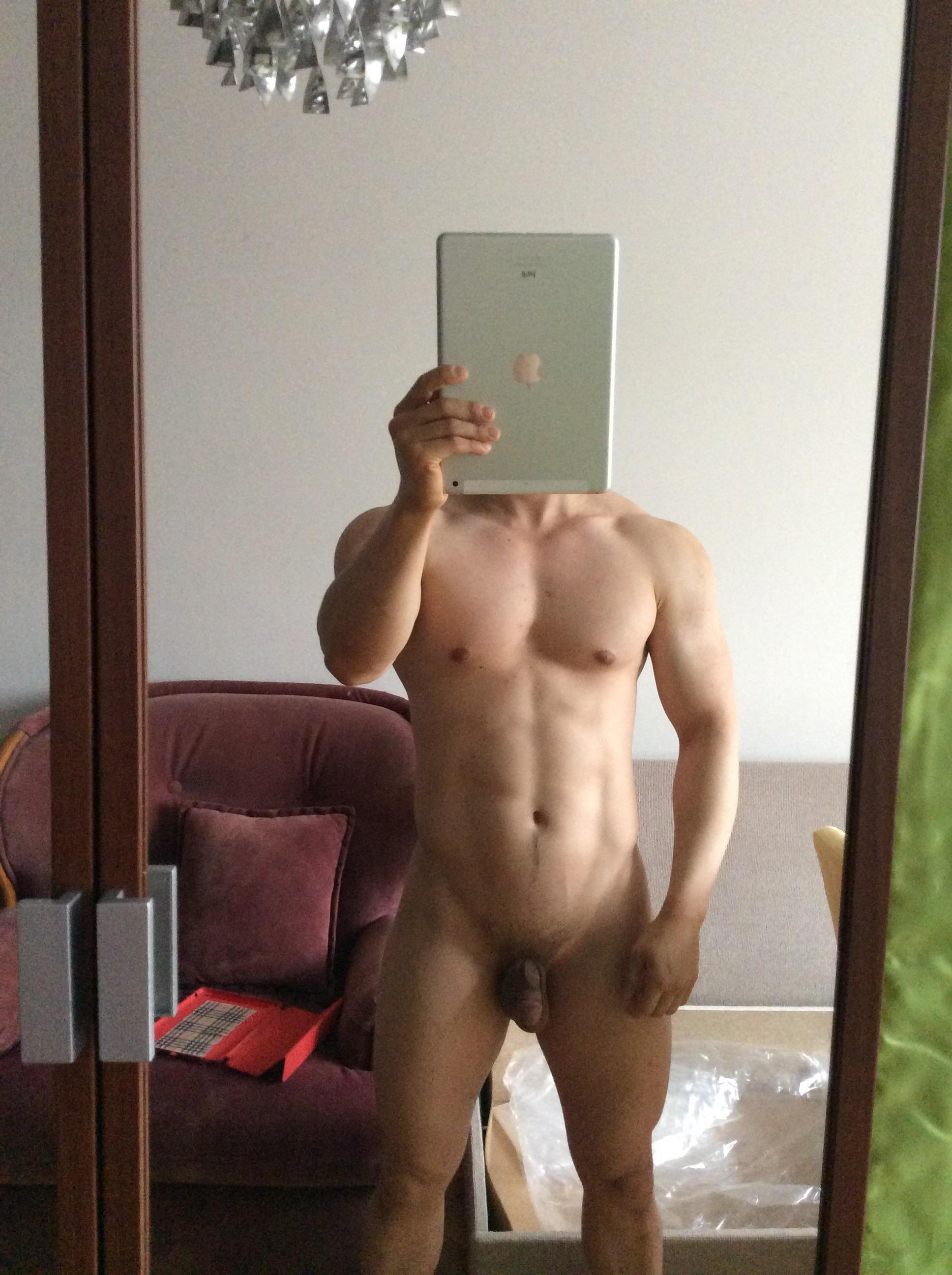 Straight Guy With Nice Body