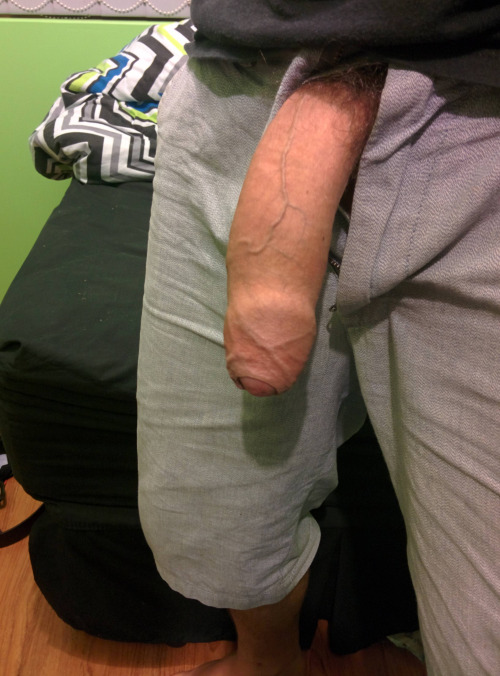 Big uncut dick gay