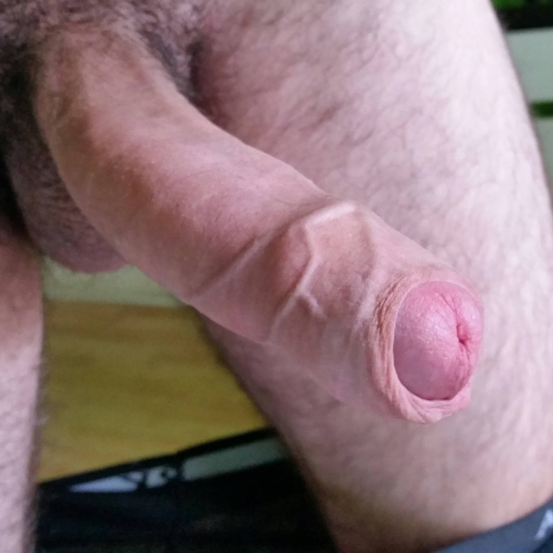 Thicker or longer penis