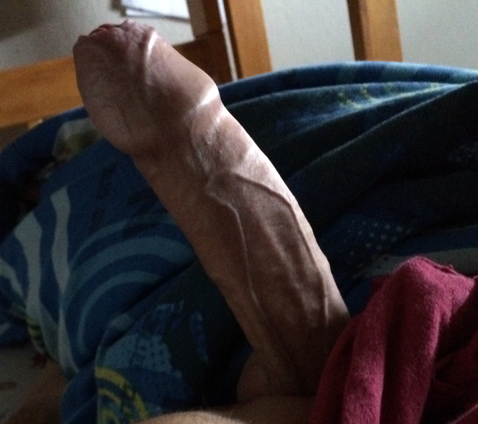 Really thick cock