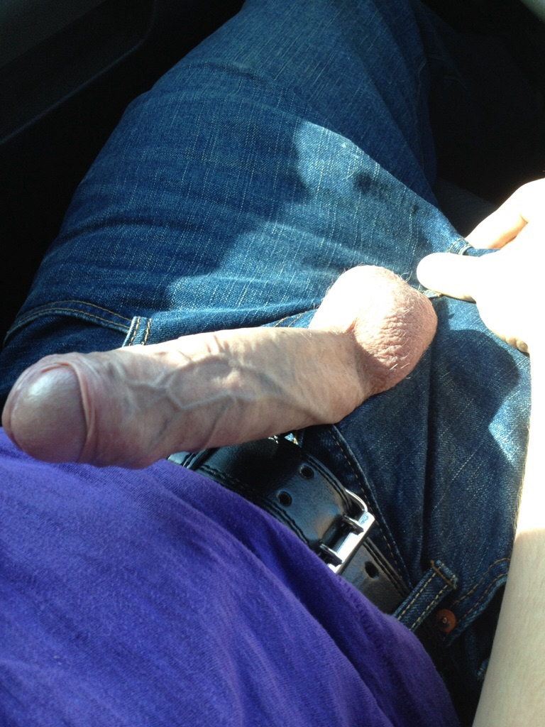 Amateur long cock