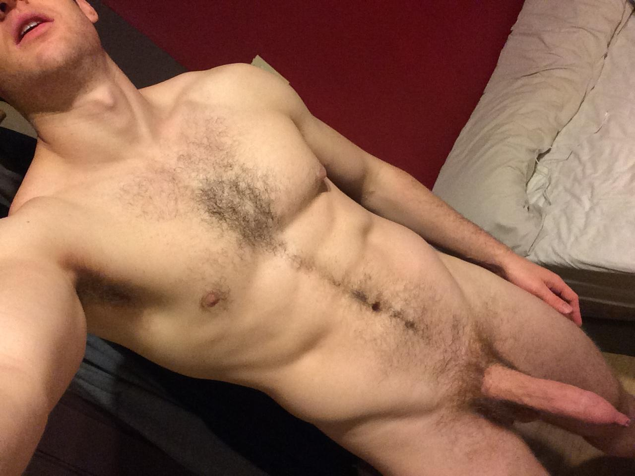 Sexy body and foreskin