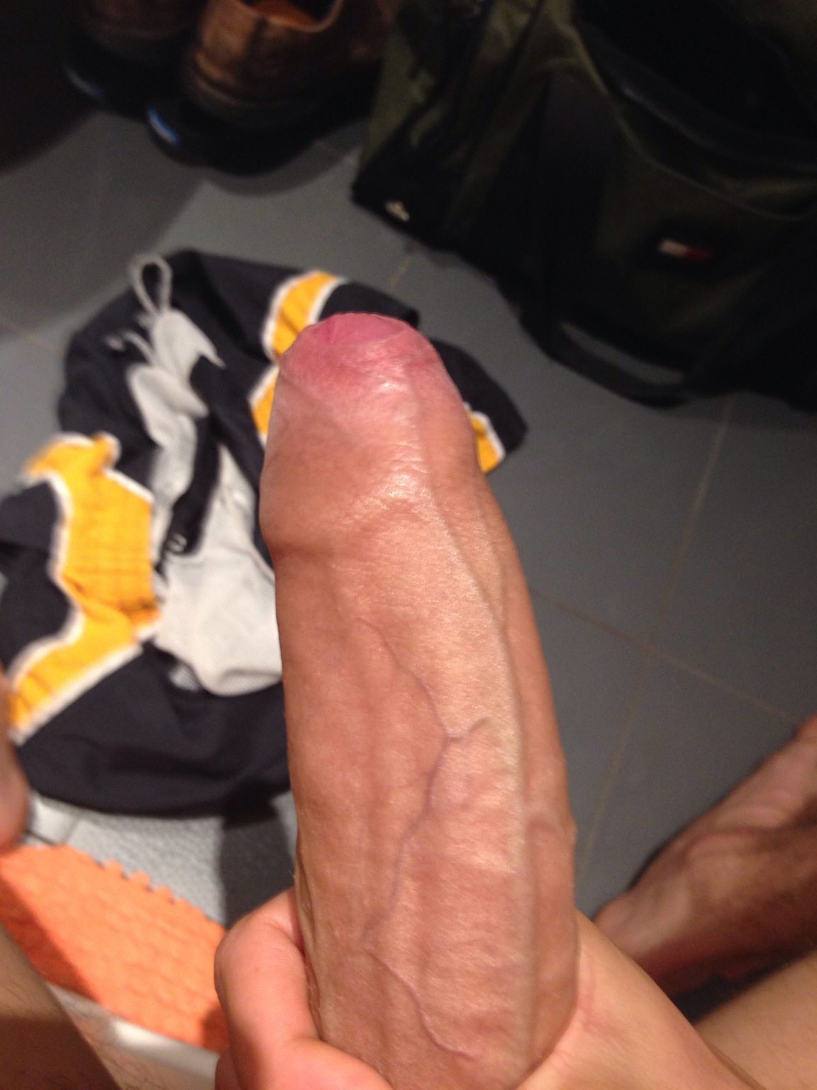 Veiny piece of meat