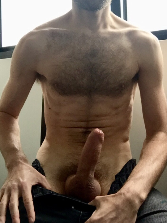 Hot Hairy Body And Uncut Cock