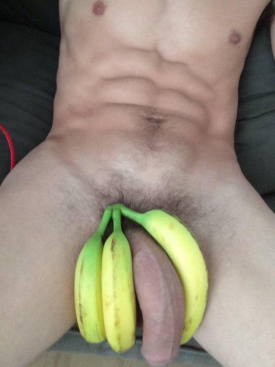 Bigger than a banana