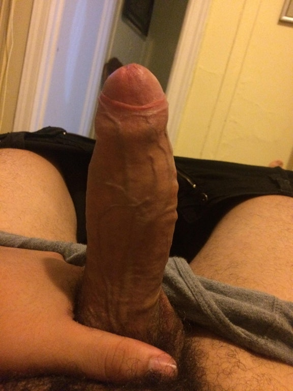 Interesting uncut cock