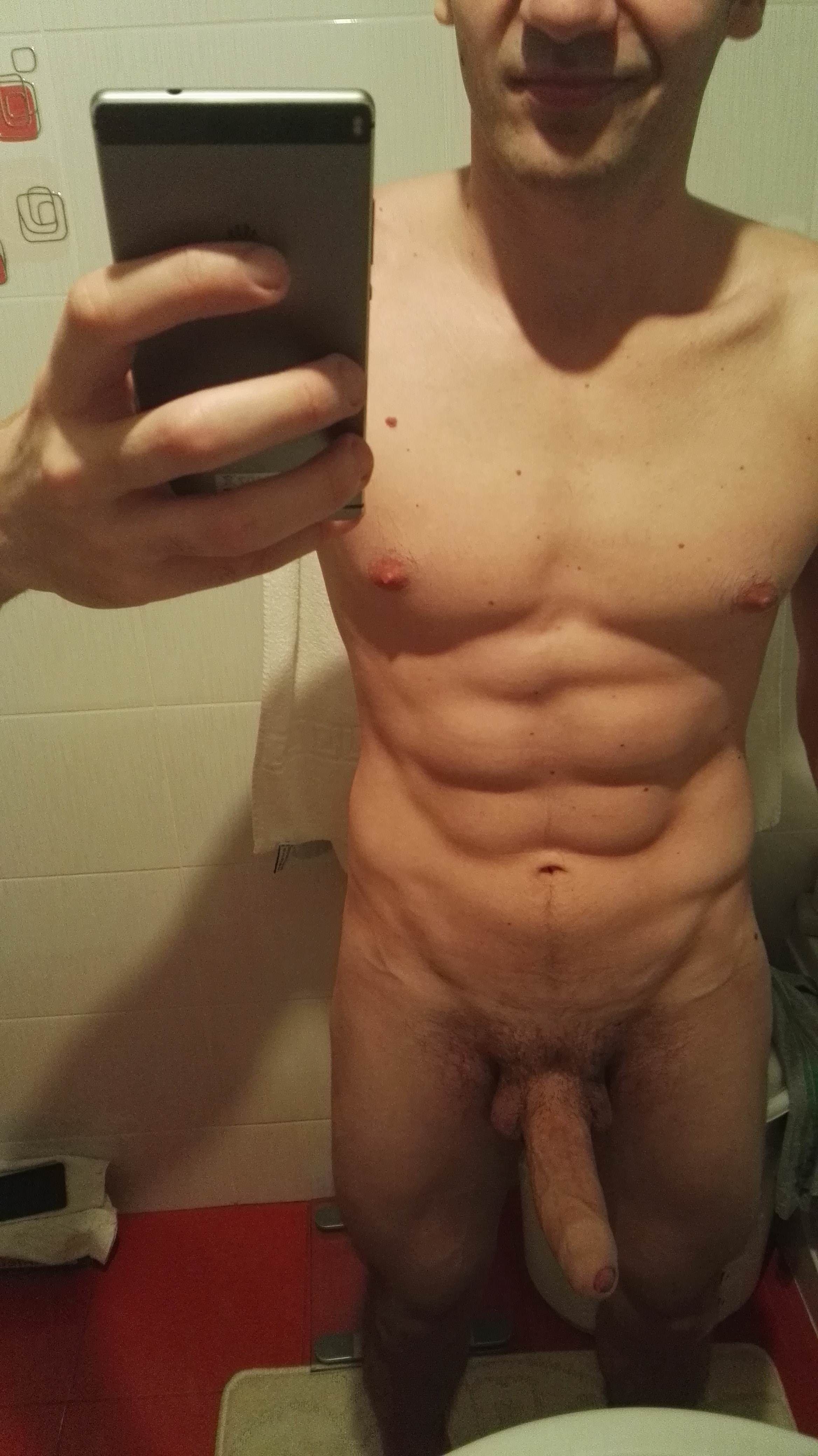 Hot Body Huge Cock