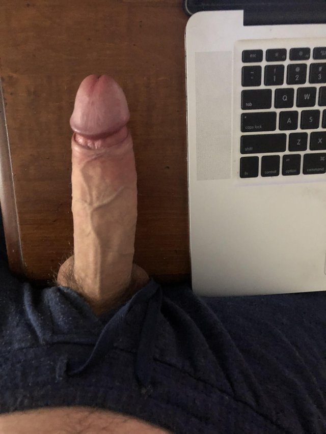 Rubbing Clit Watching Porn