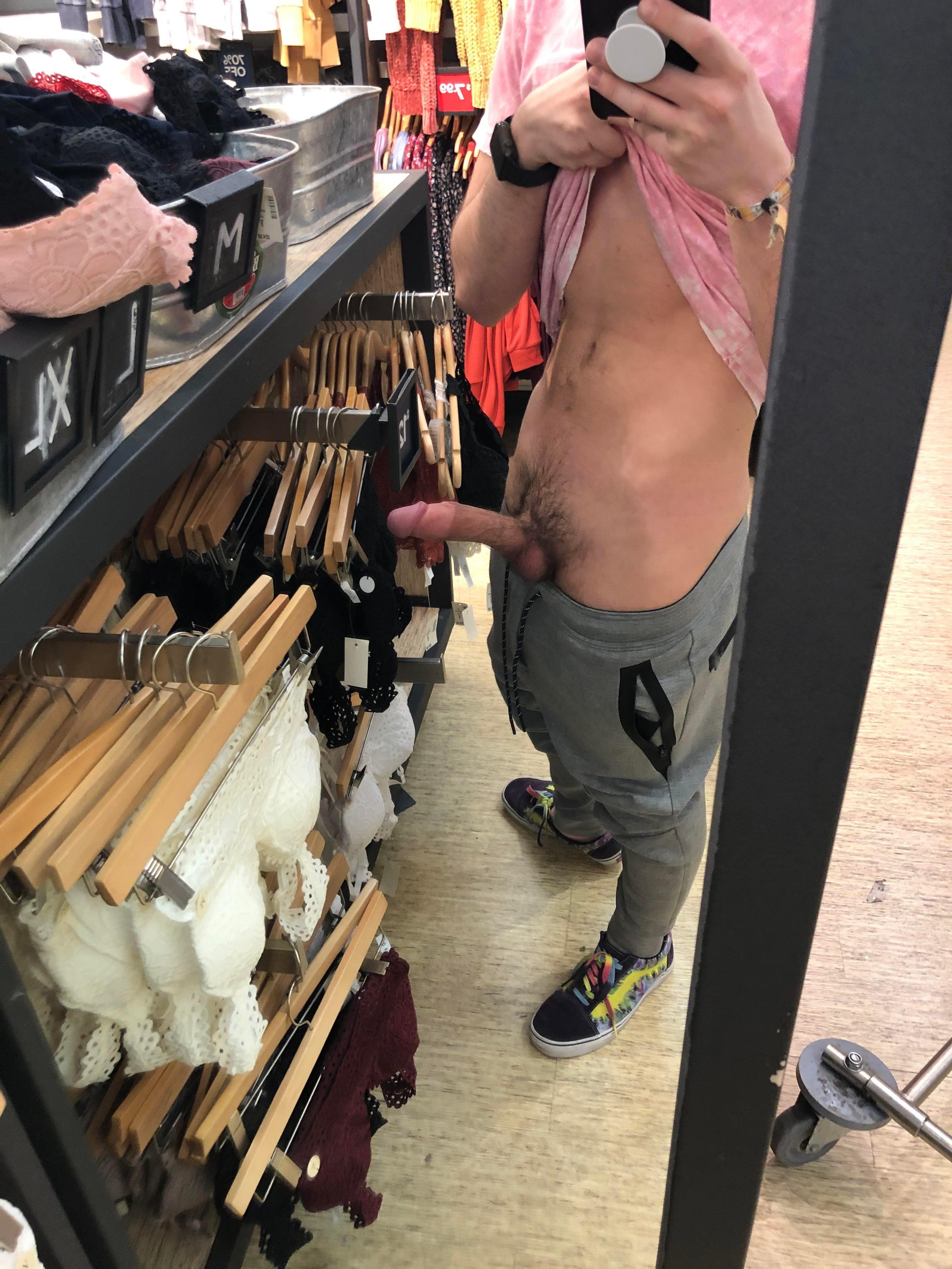 Nude Locker Room