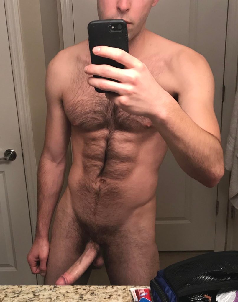 Nude selfie of hot guys