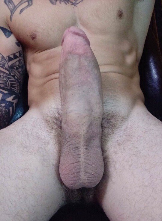 Muscle thickest cock