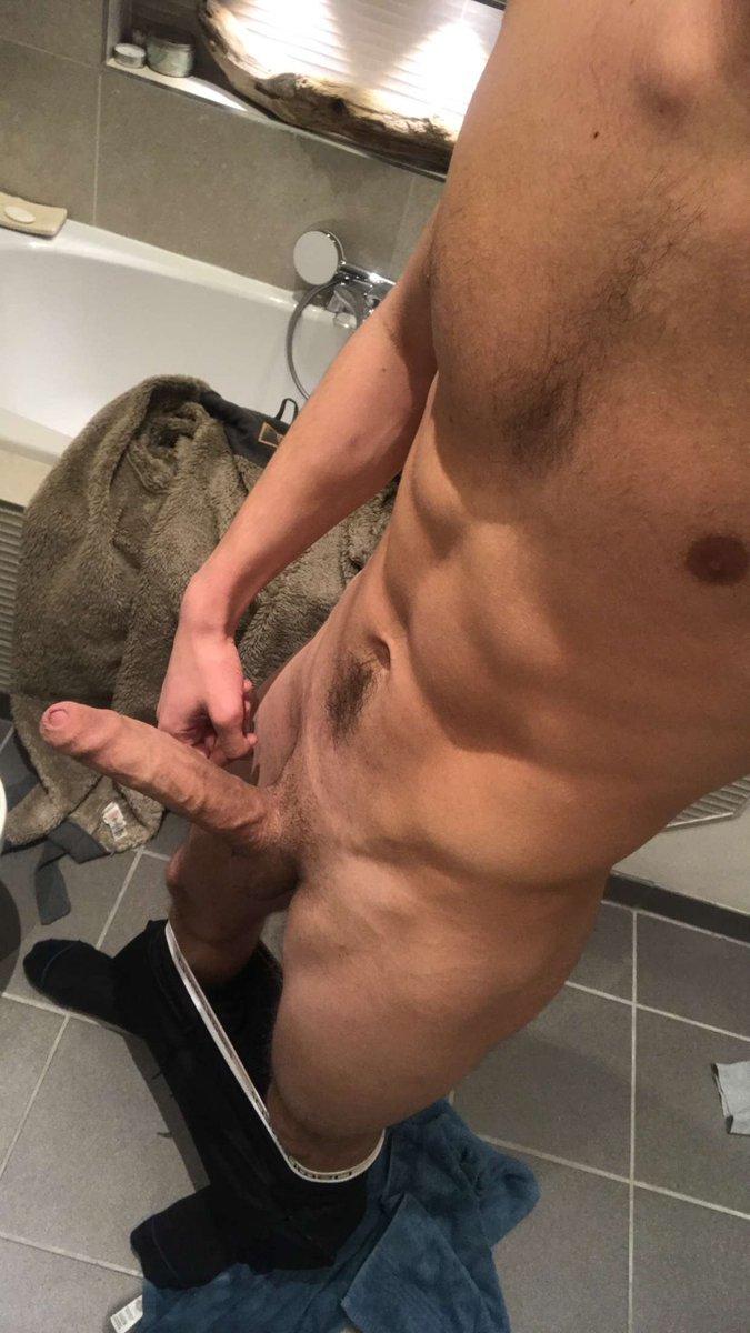 Undies down big dick